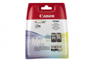 Canon PG-510/CL-511 BK/C/M/Y Multipack tintapatron /2970B010/