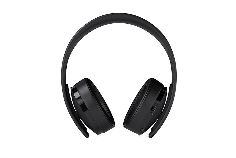 Sony PlayStation 4 Gold Wireless Stereo Headset 2018 fekete (PS4)   CUHYA-0080  0ab4548747