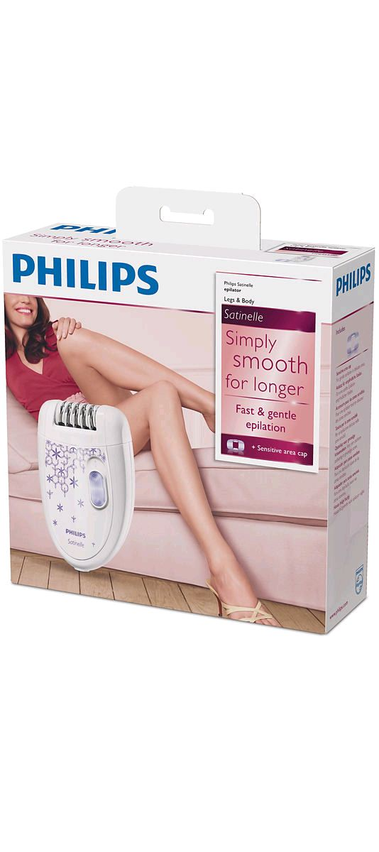 Philips HP6421 00 epilátor 3f5ce0d245